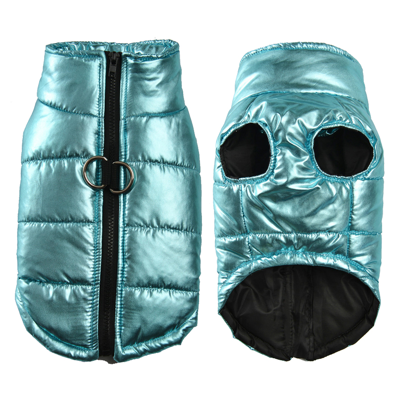 Waterproof Dog Jacket for Large Dogs Ideal for Autumn and Winter to Keep Dog Warm 10
