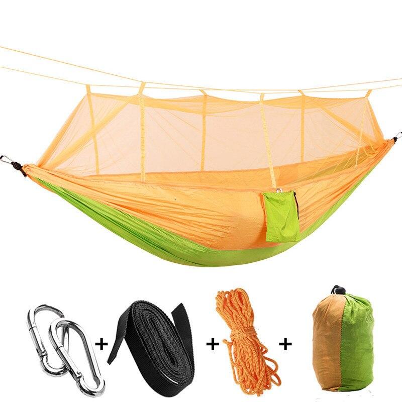 المظلة 1-2 Hamac سرير 30