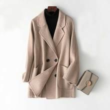 Midi Feminino Coat 2019