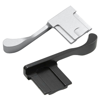 Metal Hot Shoe Cover Thumb Grip for Fujifilm Fuji X100F X100T X70 X30 X-E3 X-A1 X-A2 X-A3 X-A5 X-M1 XA3 XE3