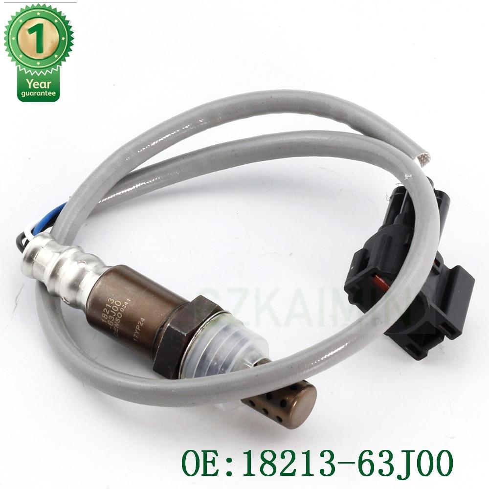 HIGH New O2 Sensor Lambda AIR FUEL RATIO OXYGEN SENSOR 18213-63J00 1821363J00 For Suzuki Justy Ignis Liana Swift SX4 For Wagon