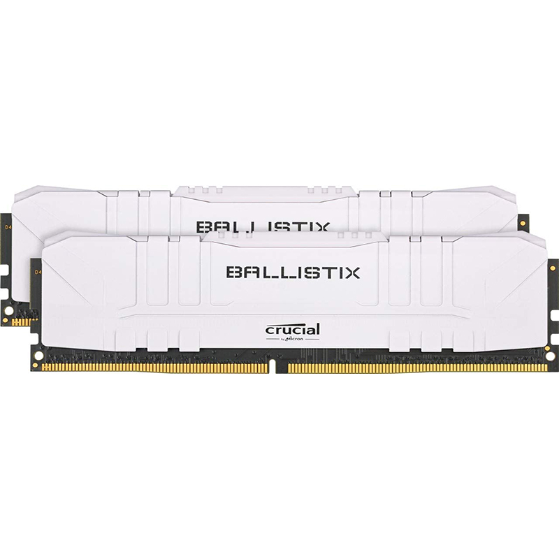 Crucial Ballistix Platinum win white DDR4 3000 3200 3600MHz desktop game XMP 2.0 automatic overclocking support|RAMs| - AliExpress