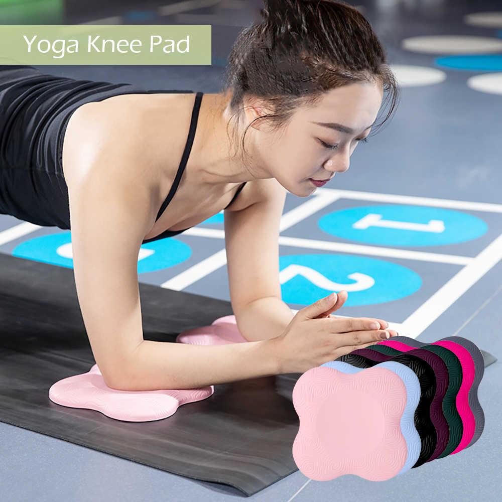 para Rodillas mu/ñecas y Codos Manos Rodillera de Yoga para Yoga ecol/ógica y Ligera DumanAsen