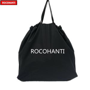 100X индивидуальная печать логотипа Персонализированная Сумка-тоут для покупок Подарочная сумка перерабатываемая пластиковая сумка для фут...