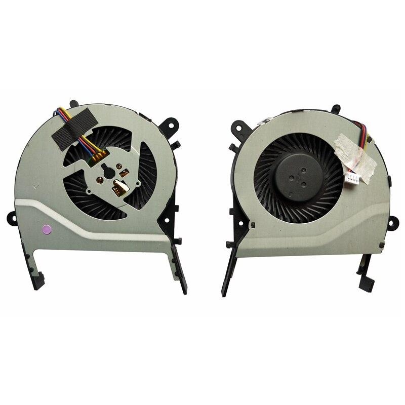 New MF60090V1-C480-S99 Cooling Fan For Asus A455 A455L W419L W519L R557L Y583L MF60070V1-C370-S9A Laptop Fan