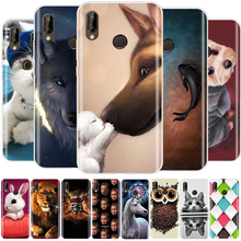 Case Huawei P20 Lite Phone Funda Silicone Soft TPU back Cover Carcasa Capa Coque