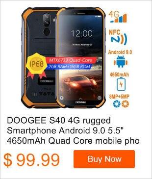 "Blackview BV5500 IP68 Waterproof shockproof Mobile Phone Android 8.1 rugged 3G Smartphone 5.5"" 2GB+16GB Dual SIM cell phones 14"