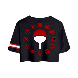 Image 5 - Anime Naruto Uchiha Itachi Cosplay Kostuums Konaha Sasuke Kakashi Kind Volwassen T shirt Tee Shorts Sweatshirt Pak Sportkleding Nieuwe