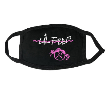 Lil Peep Periphery Mask Men And Women Fund Dustproof Defence Exhaust Mask Can Clean Sex Cloth Mask