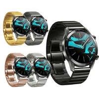 Uhr Band für Huawei uhr GT2 46MM smart watch Strap Für GT 42mm edelstahl schmetterling schnalle Schleife 22mm ersatz strap