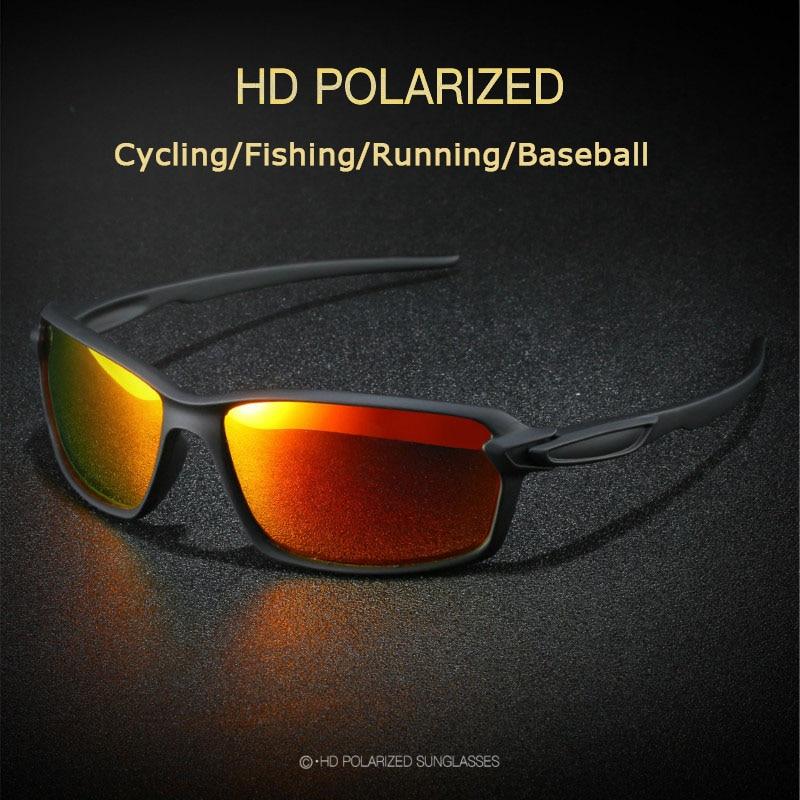 Ultra Light Matte Frame Polarized Sunglasses Men/Women UV Protection Mirror Sunglass Reflective Sun Glasses Eyewear Male Shades