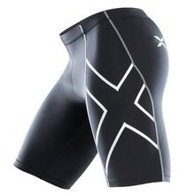 2020 szorty do biegania mężczyźni Sport Jogging szorty Fitness kompresja szybkie suche męskie siłownia mężczyźni rajstopy szorty sportowe siłownie krótkie spodnie męskie tanie tanio NYLON Stretch Spandex Bieganie Pasuje mniejszy niż zwykle proszę sprawdzić ten sklep jest dobór informacji Drukuj