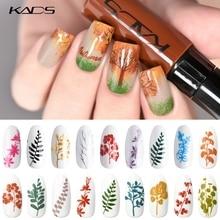 Esmalte de uñas estampado Set uñas plantillas barniz 10g 41 colores de esmalte de uñas Set 2 usos Nail art pen sellos uñas placas