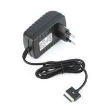 Горячее предложение настенное зарядное устройство адаптер Шнур питания для ASUS Eee Pad TF201 TF300 TF101 BK