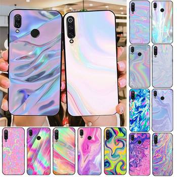 Babette Holographic Art Phone Case For Redmi note 8Pro 8T 6Pro 6A 9 Redmi 8 7 7A note 5 5A note 7 case image