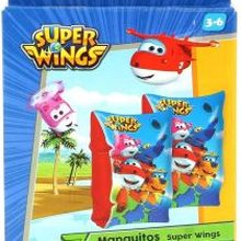 Super Wings-inflatable bazoote for children from 3 to 6 years old
