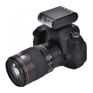 Image 4 - Mini Portatile On Flash della fotocamera Luce Foto Photography Studio di Illuminazione Lampada Stroboscopica Softbox Basamento per Canon Nikon Sony DSLR macchina fotografica