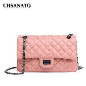 CHSANATO 22.26.30CM Top Designer torebka luksusowa skóra owcza torba na ramię torebka wysokiej jakości damska torba duża
