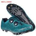 Boodun новый обувь горный велосипед дышащая Водонепроницаемый гоночная обувь MTB Велоспорт самозакрывающиеся туфли  мужская спортивная обувь
