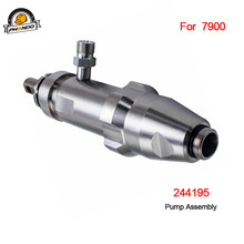 Airless Sprayers Pump assembly 246428/248024/287513/287513 pump internal parts like piston, packing, and cylinder fit to sprayer