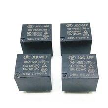 цена на Relay HF3FF-JQC-3FF- 5VDC-1HS 12VDC-1HS 9VDC-1HS 24VDC-1HS(551) DIP4 5V 12V 24V DC