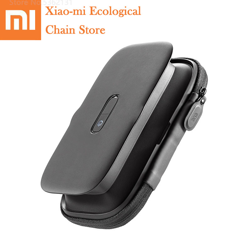 Xiaomi Eue Phone Ultraviolet Sterilization Package Rapid Sterilize Foldable Portable Universal For Mobile Phone Earphones Watch