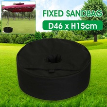 Stand-Tent Accessories Sandbag Umbrella-Base Leg-Weighted Outdoor 46x15cm SUN-SHELTER