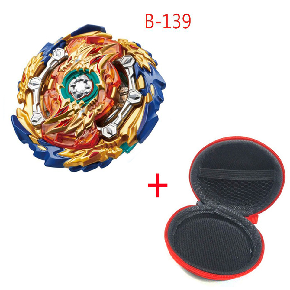 Fitsand Hard Case For Takara Tomy <font><b>Beyblade</b></font> <font><b>Burst</b></font> <font><b>B139</b></font> Starter Drain Fafnir Bayblade Spinning Top God Layer image