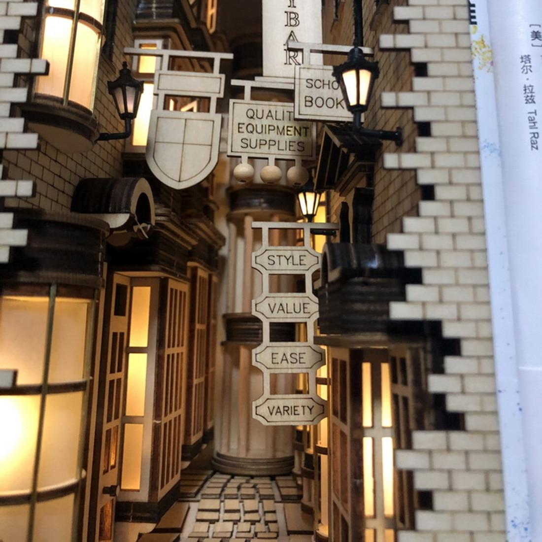 H551e0cd7114f45c4bd25d846fb0c022fP - Robotime - DIY Models, DIY Miniature Houses, 3d Wooden Puzzle