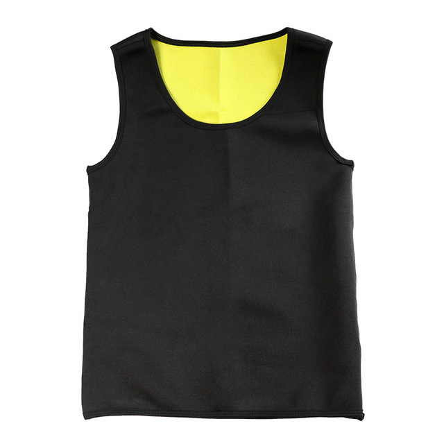 Slimming Belt Belly Men Slimming Vest Body Shaper Neoprene Abdomen Burning Shapewear Waist Sweat Corset Weight Dropshipping-Xxl
