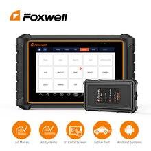 Foxwell GT65 OBD2 Car Diagnostic Tool ECU Coding Bi directional Active Test All System Professional Bluetooth OBD OBD2 Scanner