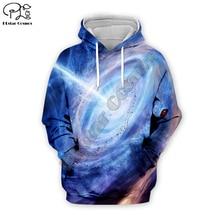 Men Einstein black hole Hoodie 3D Galaxy print women Hooded trippy Sweatshirt streetwear unisex zipper jacket pullover tshirt
