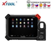 X100 PAD2 OBD2 инструмента диагностики с 4th и 5th Immo auto Key Программист все специальные функции для большинства моделей автомобилей