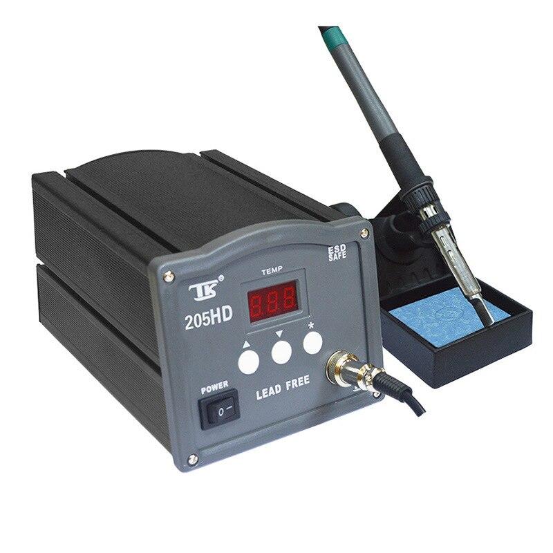 TK 205HD LEAD-Free Soldering Station Adjustable Temperature Welding Soldering Iron