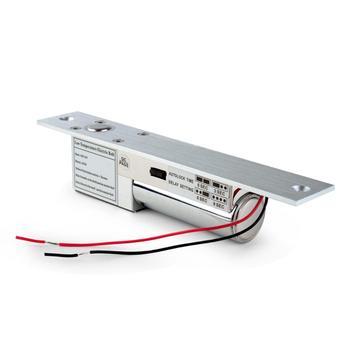 DC 12V Metal rygiel elektryczny blokada NC Fail Safe zamek wpuszczany elektroniczna kontrola dostępu zamki do szklanych pojedyncze drzwi system alarmowy do domu tanie i dobre opinie OBO HANDS