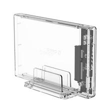 ORICO Transparent HDD Enclosure Case USB 30 Micro B to 25 SATA Hard Disk SSD External Enclosure Box Mini 5Gbps 4TB HDD Case