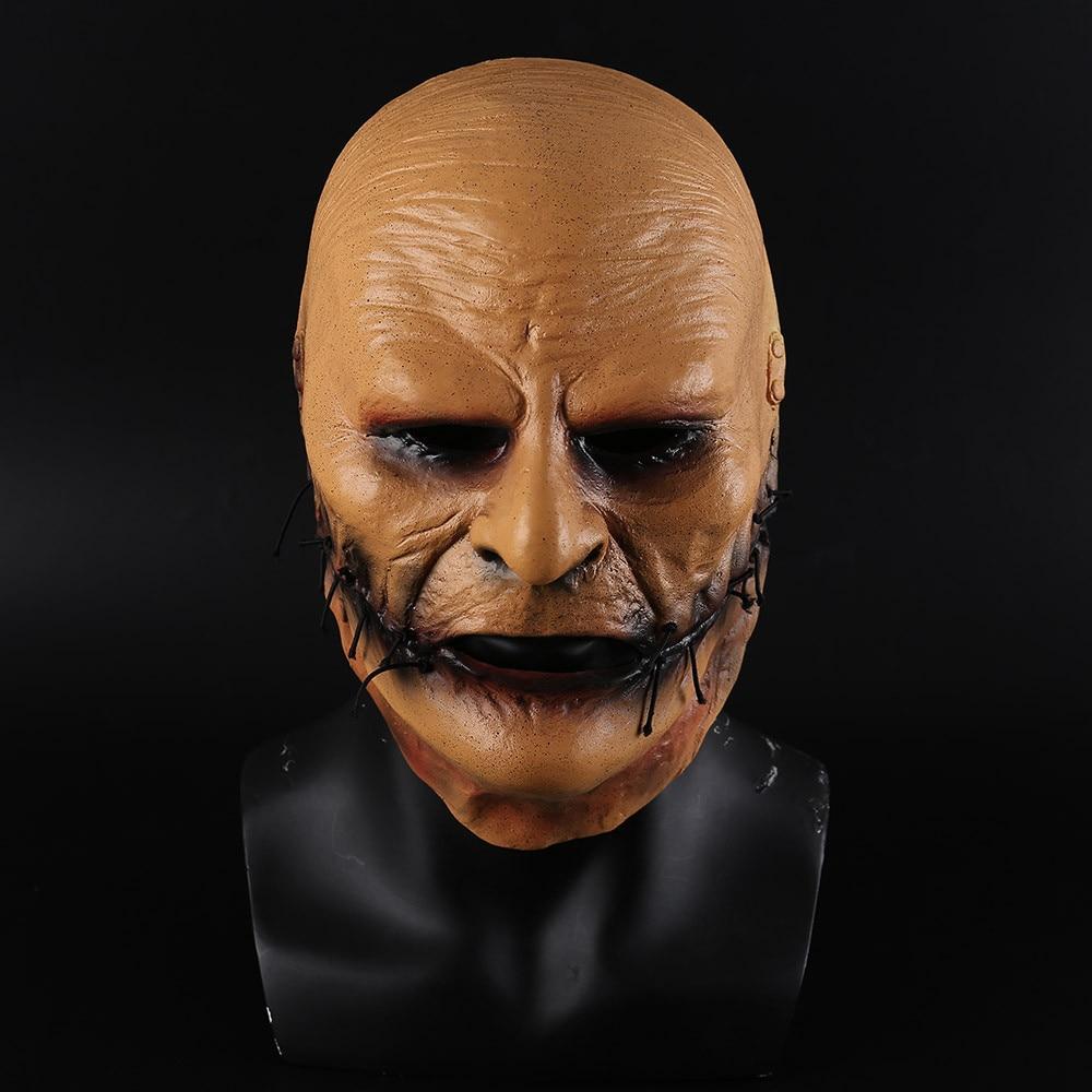 Slipknot Corey Taylor Cosplay Mask Costume Props Helmet Party Mask Unisex