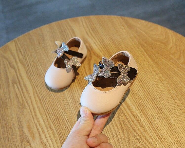meninas da criança sapatos recém-nascidos infantil do bebê menina