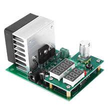 60W 9 99A 30V Corrente Constante Eletrônico de Carga Envelhecimento Testador de Capacidade Da Bateria