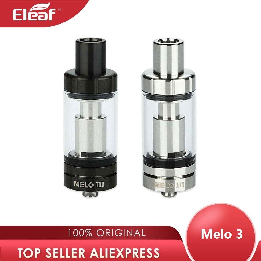 Original 4ml Eleaf Melo 3/Melo 3 Mini 2ml Zerstäuber Top Füllung Airflow Control Vape Tank für iStick Pico/IKonn 220 vs melo 4