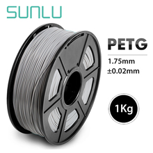 SUNLU Translucence PETG Filament For 3D Printer 1.75MM Good Toughness PETG Filament 1KG With Spool Lampshade Consumable Material