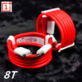 Oneplus 8t Ladegerät Kabel 6,5 EINE Warp schnelle Ladekabel PD Usb 3,1 Typ C Zu Typ-C linie Für 1 + oneplus 8T pro