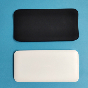 Silicone Protector Case Cover Skin Sleeve Bag for New Xiaomi Xiao Mi 2 10000mAh Dual USB Power Bank Powerbank Accessory(China)