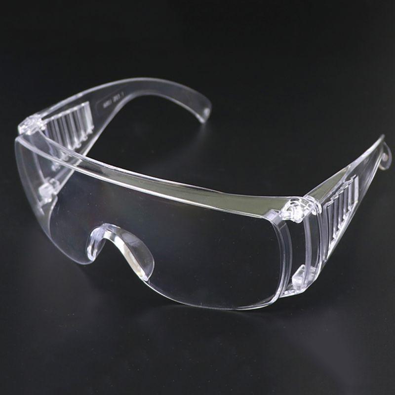 Unisex Anti Drool-proof Goggles Glasses Fog Blocking Anti-dust High Definition Anti-droplets Adjustable Eyewear Mask