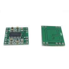 100PCS PAM8403 โมดูล Super mini digital amplifier board 2*3 W Class digital amplifier board มีประสิทธิภาพ 2.5 5V