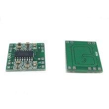 100PCS PAM8403 module Super mini digital amplifier board 2 *3W Class digital amplifier board efficient 2.5 to 5V