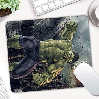 Marvel superbohater Hulk podkładka pod mysz podkładka pod mysz dla graczy CSGO Dota 2 Laptop Notebook podkładka pod mysz