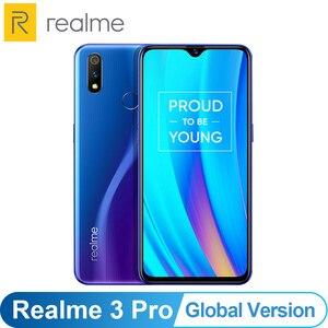 Image 1 - EU รุ่น OPPO REALME 3 Pro 6.3 4/6 GB 64 GB/128 GB 4045mAh 16 + 5MP Dual กล้อง VOOC FAST CHARGE 3.0 โทรศัพท์มือถือ