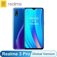 האיחוד האירופי גרסה OPPO REALME 3 פרו 6.3 4/6 GB 64/128GB SmartPhone 4045mAh 16 + 5MP Dual מצלמה VOOC תשלום מהיר 3.0 נייד טלפון