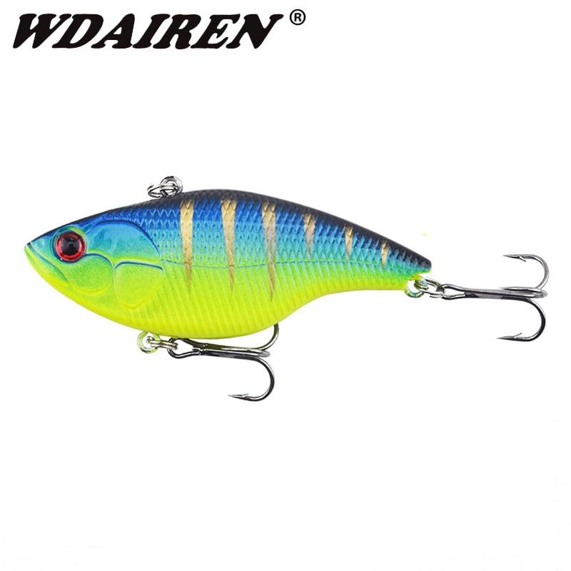 Fishing Lure 6cm 14g Hard Bait Artificial Lures Winter Easy Fashing Lure